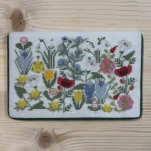 Blomsterbed clutch 25-6425